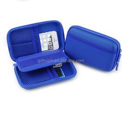 Dual Zipper EVA Power Bank Carrying Case