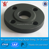 a350 lf2 carbon steel plate flange ansi #150 rf made in china