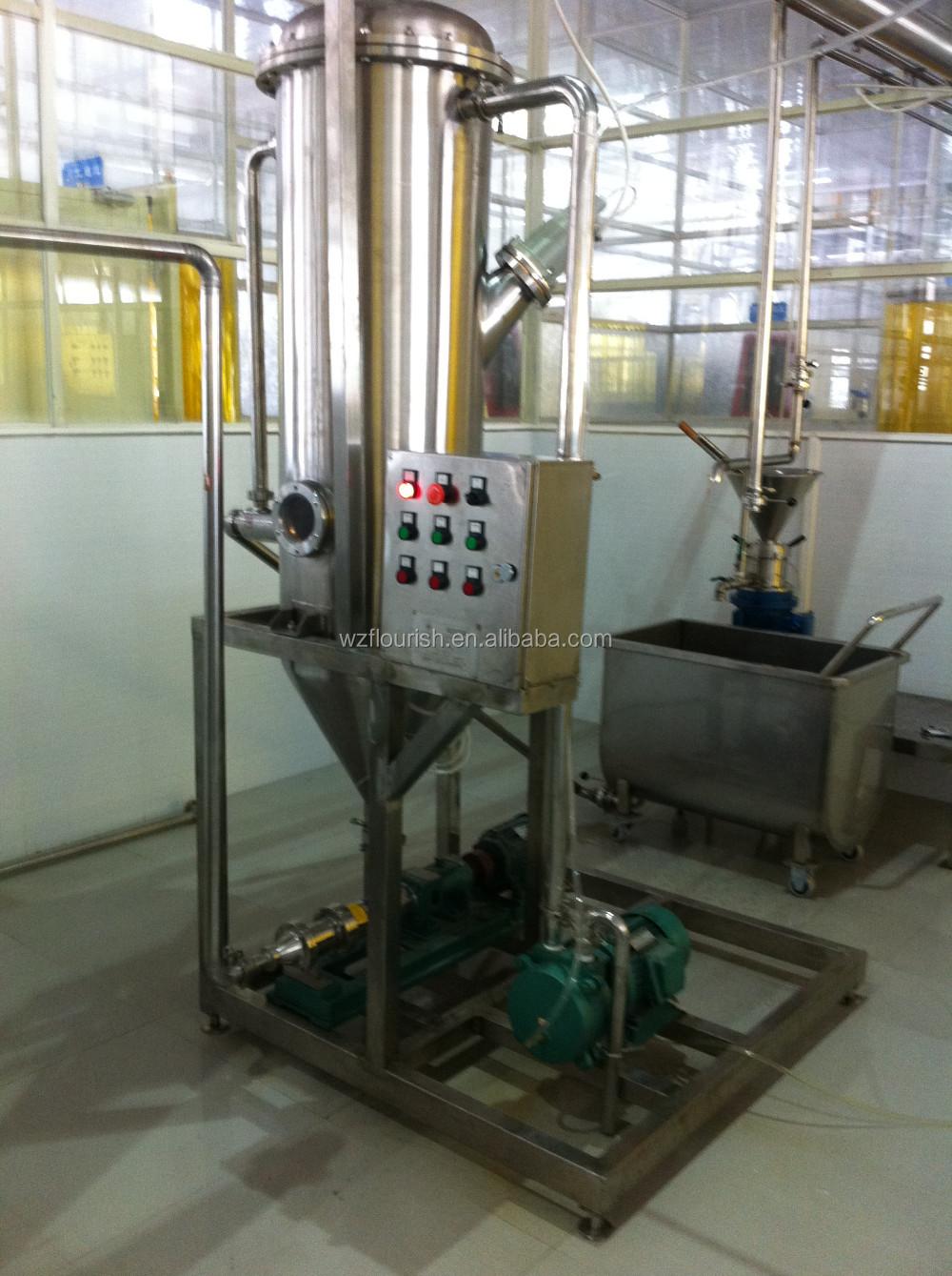 groentesap machine