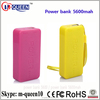 New products on china market USB keychain power bank 5200mah with high quality