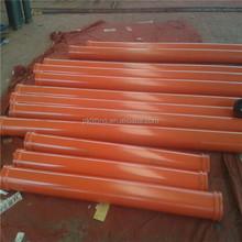 Schwing ST52 5.5''*4.5mm*3m concrete Pump boom Pipe for concrete pump spare parts