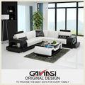 Fabricantes de muebles tapizados, sofá de centro comercial, la venta 2014 diseño europeo