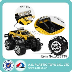 Super cool big cheap plastic tractors friction truck toys for children