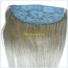brazilian hair natural color natural curl human hair clip in hair extension