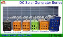 2013 Sistema casero del uso de la energía solar
