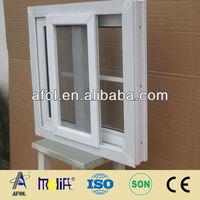 Easy to clean decorative interior window grills