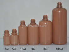 2015 hottest Pharmaceutical Industrial Use and Infusion Use 100ml pe dropper bottle