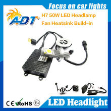 Hot sale in the USA market H7 led car headlight