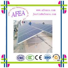 2015 solar panel roof mounting bracket ,ground mount solar racking,solar ground steel mounting,