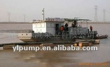 factory price centrifugal sea river industrial mini sand dredger