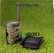 CE FCC RoHS Approved 1080P GPRS Trail Camera with SMS Remote Control Mode