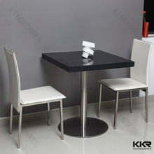 KKR high quality resin stone solid surface top removable table tennis table