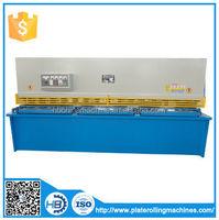 hydraulic QC12Y-55X7000 guillotine shear,HARD SHEET HYDRAULIC CUTTING TOOLS,plate clip