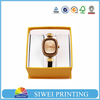 2015 Promotion High quality luxury paper box & paper gift box & small paper packaging box for watch at wholesale price