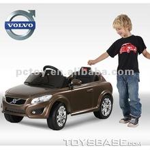 Electric radio control baby car C30 volvo toy car