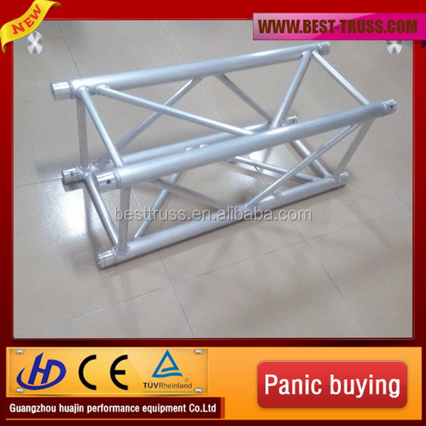 Roof truss spigot truss for dj equipment floor trusses for Where to buy trusses