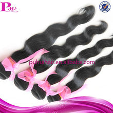 top Quality Natural Color Loose Wavy Virgin Indian Crochet Hair Extension