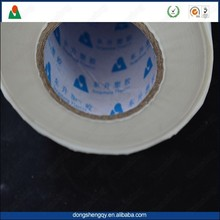 Double side glue thermoplastic hot melt adhesive film