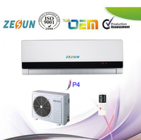 220V/60Hz 18000BTU T1 R410a ,Wall Split Type Portable Air Conditioner Hot And Cold,Micro Air Conditioner