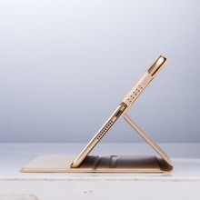 Original JOYROOM Super Slim Creative Series Flip Case For iPad mini 4 PU Leather Cover Case MT-4853