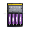 Nitecore intellicharge I4 nitecore d2/Nitecore D4 battery charger wholesale 18650 battery charger