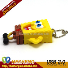 Free Logo Custom Mini Cartoon Gift 512MB USB Pen
