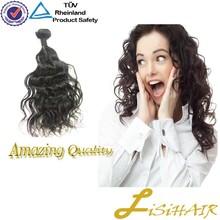 Wholesale Human Hair Weave Distributors Blonde Virgin Curly Hair