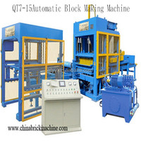 sand/flyash, lime, cement, gypsum, Brick Raw Material and Brick Production Line Processing automatic slab blocks machine
