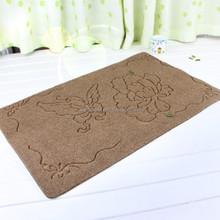China supplier house plans PP andTPR front door wholesale floor mats