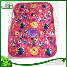Factory hot sell high quality electric warm water bag for india market