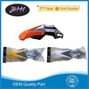OEM/ODM turning machining service custom motorcycle plastic parts BPC3400