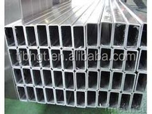 From round tube change seamless or welding square/rectanglar steel pipe/tube