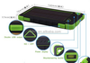 Newest design of shockproof 8000mah solar mobile charger for travel 8000mah with CE,ROHS ,FCC