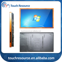 IN STOCK 50 inch wall mount touch screen all-in-one computer