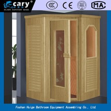 WLS-955 home sauna room/wooden sauna house
