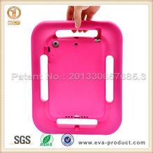 Kid big grip handle case for ipad mini/case for ipad