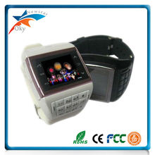 VE77 Music Mobile Watch Phone Dual Sim Dual Standby With FM Camera