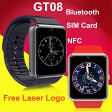 2015 new design 1.54 inches bluetooth watch for mobile phone
