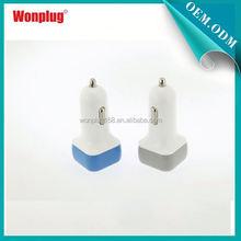 Wonplug 2014 Newest designed top sales oem usb car charger for bmw car
