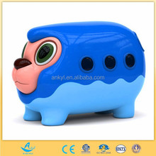 customized cartoon mini hedgehog small plastic figures toys wholesale china