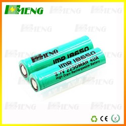18650 2250mah Battery Rechargeable
