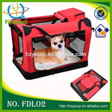 Hot Sales 600D Oxford Cloth Wire Folding Pet Crate Dog Cage