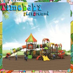 T-KP5019B cheap kids outdoor play equipment, playground outdoor