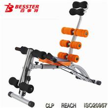 Mejor JS-060SA cuerda de gimnasia de la aptitud fabricado hogares equipo de gimnasio masaje material de