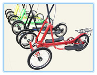 China wholesale china manufacturer elliptical bike with twister