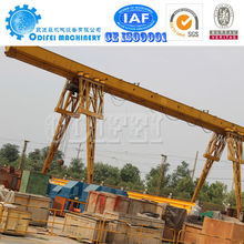 Very Popular Mobile Gantry Crane Inspection