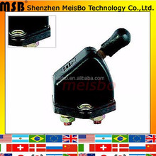 Agricultural vehicles 2 POST 12V 24V 500A DC Battery disconnect switch