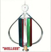 vertical axis wind turbine for sale 400W Wellsee maglev cellular vertical wind generator WS-WT400