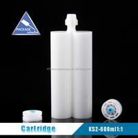 Ks2 600ml 1:1 Industry empty silicone sealant cartridge