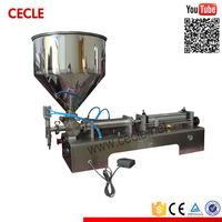 Multifunctional FF6-600 shapoo liquid filling machine
